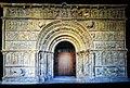 082 Museu d'Història de Catalunya, portalada del monestir de Ripoll.JPG