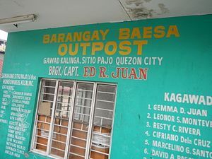 Gawad Kalinga - Maynilad (Bahay Toro Water Reclamation-Wet Well Station, Bahay Toro, Project 8, Pugad Lawin, Districts 1, Quezon City)