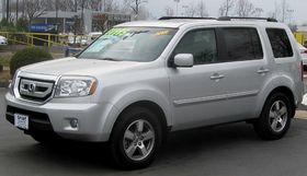 Attractive 09 Honda Pilot