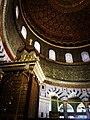 1الزخارف الداخلية لقبة مسجد قبة الصخرة.jpg