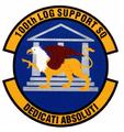 100 Logistics Support Sq (later 100 Maintenance Operations Sq) emblem.png