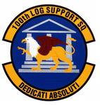 100 Logistics Support Sq (later 100 Maintenance Operations Sq) emblem.png