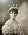 101214 Langhans Vystava Praha Natalija Konstantinovič 1905, černohorská princezna.JPG
