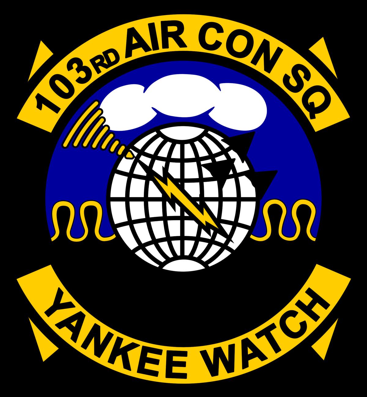 103rd Air Control Squadron - Wikipedia