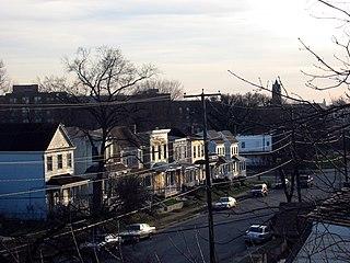 Fairmount, Richmond, Virginia United States historic place