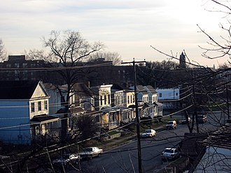 Fairmount, Richmond, Virginia - Image: 1100 Block of North 23rd Street, Richmond, Virginia