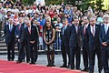11 Marzo 2018, Ministra Cecilia Perez participa en la llegada del Prdte. Sebastian Piñera a La Moneda. (39861611495).jpg