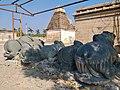 11th 12th century Chaya Someshwara Temple, Panagal Telangana India - 23.jpg