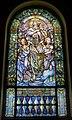 12 Rejoice and be Exceedingly Glad, Wigglesworth Memorial Window, 1922, Louis C. Tiffany - Arlington Street Church - Boston, Massachusetts - DSC07010.jpg