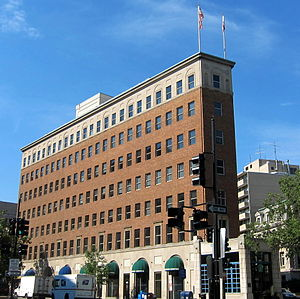 Freedom House - Freedom House headquarters in Dupont Circle, Washington, D.C.