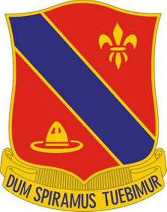 133rd Field Artillery Regiment (United States) - Image: 133 FA Rgt DUI