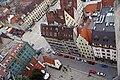 1389 Kościół Garnizonowy.Widok z wieży na rynek Foto Barbara Maliszewska.jpg