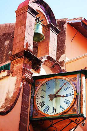 Bosa - Historical City Clock