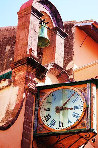 Bosa - Historical City Clock