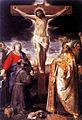 1583 Annibale Caracci, Crucifixion Santa Maria della Carità, Bologna.jpg