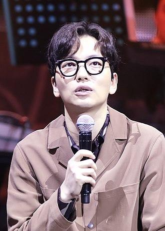 Lee Dong-hwi - Image: 160305 응답하라 1988 콘서트 이동휘 (Lee Dong Hwi) cropped