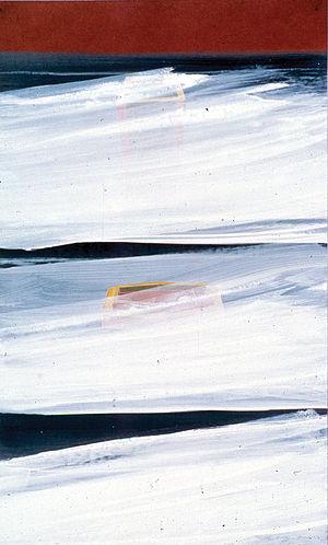 Ron Wigginton - Sea Wall, 1981