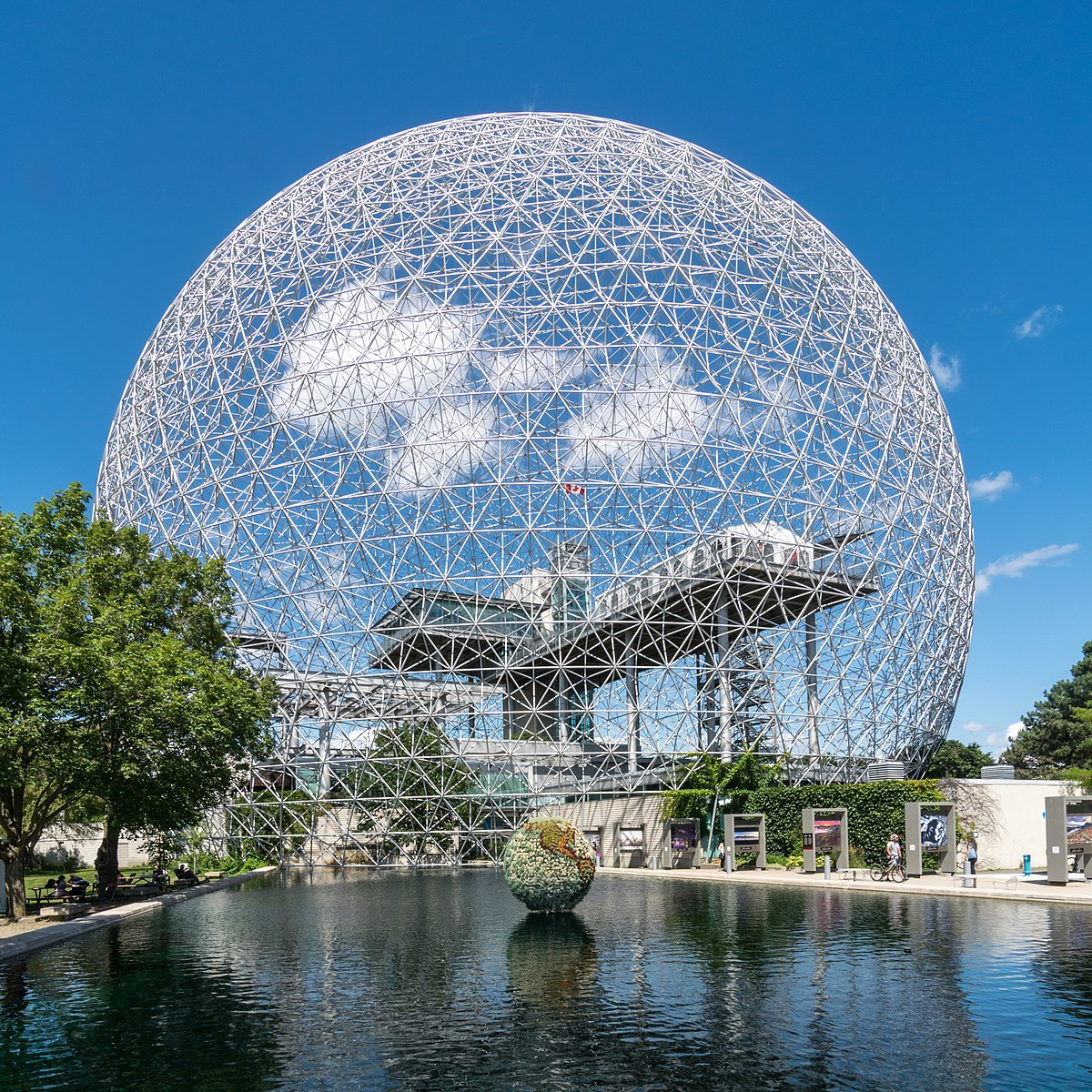 Montreal Parc Jean Drapeau Travel Guide At Wikivoyage