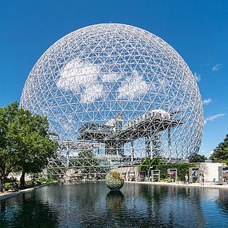 Montreal Biosphere - Image: 17 08 islcanus Ralf R DSC 3883