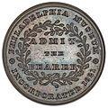 1821 Philadelphia Peale Museum Token (rev).jpg
