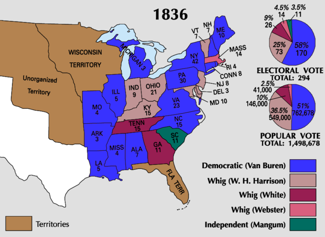 United States Presidential Election Wikipedia - 8x11 us electorial map