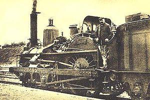 Thomas Russell Crampton - 1846 Crampton locomotive