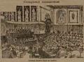1899 - Şedinţa Înaltei Curţi de Justiţie, sursa Adevărul, 12, nr. 3695, 5 noiembrie 1899.PNG