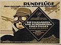 1919 Deutsche Luft-Reederei Plakat Rundflüge über Potsdam und das Märkische Seengebiet, Hans Rudi Erdt, Otto Firle.jpg