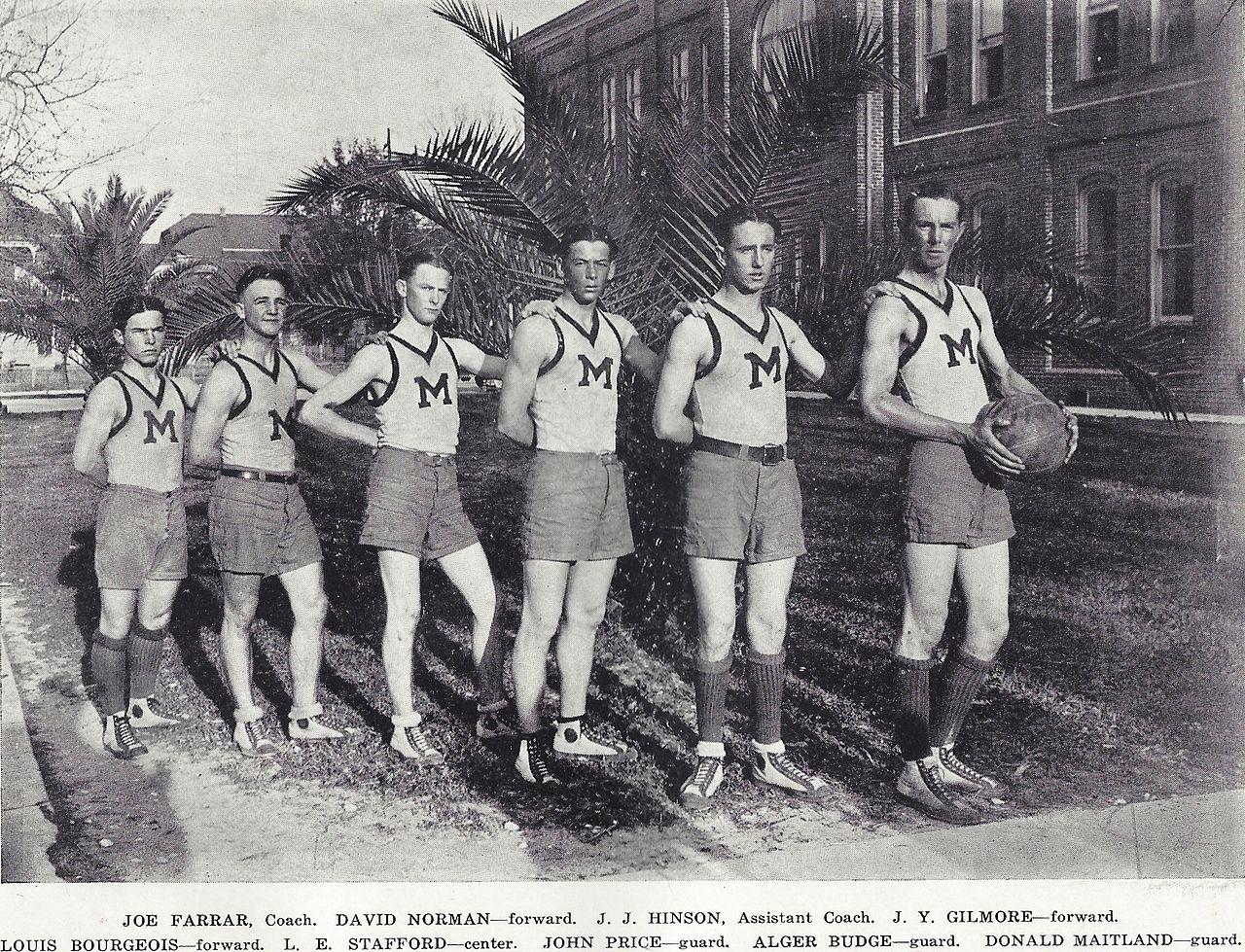J Crew Stock Chart: 1923 Morgan City High School Boys Basketball Team.jpg ,Chart
