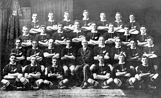"New Zealand national rugby union team - ""The Invincibles"" All Blacks that toured to the British Isles and France in 1924–25"