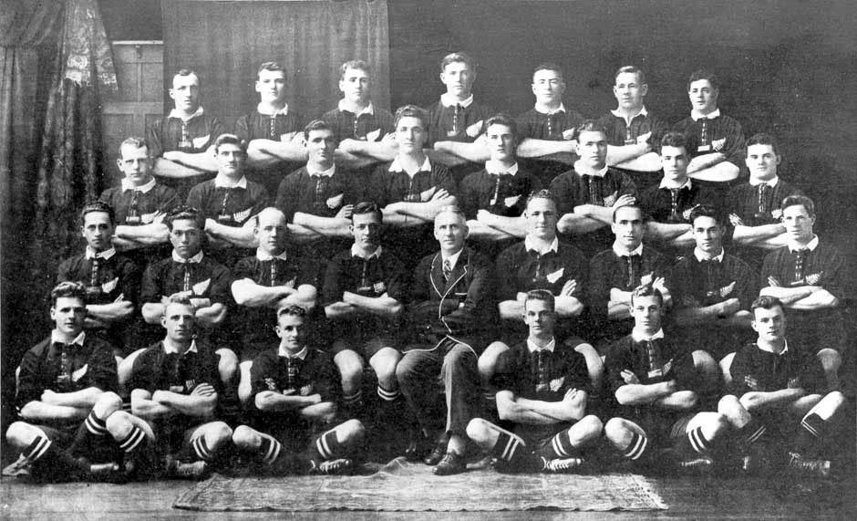 1924 invincibles all blacks