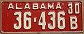 1930 AL passenger plate - restored.jpg