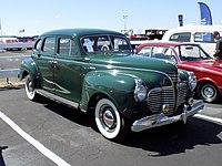 1941 Plymouth Special De Luxe 4 Door Sedan