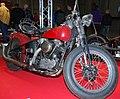 1946 Harley Knucklehead bobber (6842571943).jpg