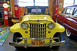 1950 Willys-Overland Jeepster Phaeton Convertible - Automobile Driving Museum - El Segundo, CA - DSC02174.jpg