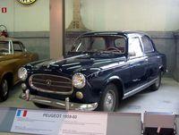 Peugeot 403 thumbnail