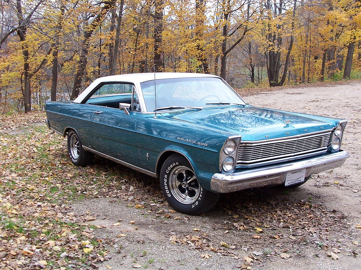 Ford galaxie wikipedia wolna encyklopedia