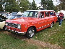 1000  images about IHC Travelalls, wagons, and panels on Pinterest