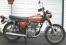 Honda CB450 - Wikipedia on