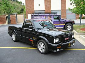 Gmc Special Edition Trucks >> GMC Syclone - Wikipedia