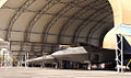 199th Fighter Squadron - F-22s in shelters.jpg