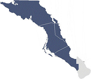 First Federal Electoral District of Baja California Sur federal electoral district of Mexico