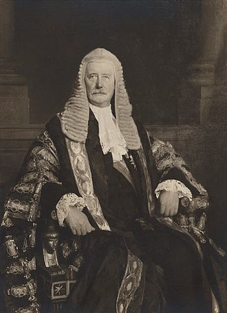 George Cave, 1st Viscount Cave - Portrait of the Viscount Cave.