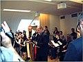 2001 04 28 Caritas Zentrale Eröffnung dscf0041 (50962090557).jpg