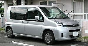 Honda Mobilio - Image: 2004 2008 Honda Mobilio