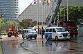 2005년 5월 9일 서울특별시 강남구 코엑스 재난대비 긴급구조 종합훈련 리허설 DSC 0173.JPG