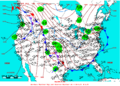 2005-03-21 Surface Weather Map NOAA.png