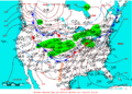 2006-02-16 Surface Weather Map NOAA.png