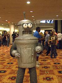 2006 09 Bender costume.jpg