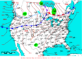 2007-03-13 Surface Weather Map NOAA.png